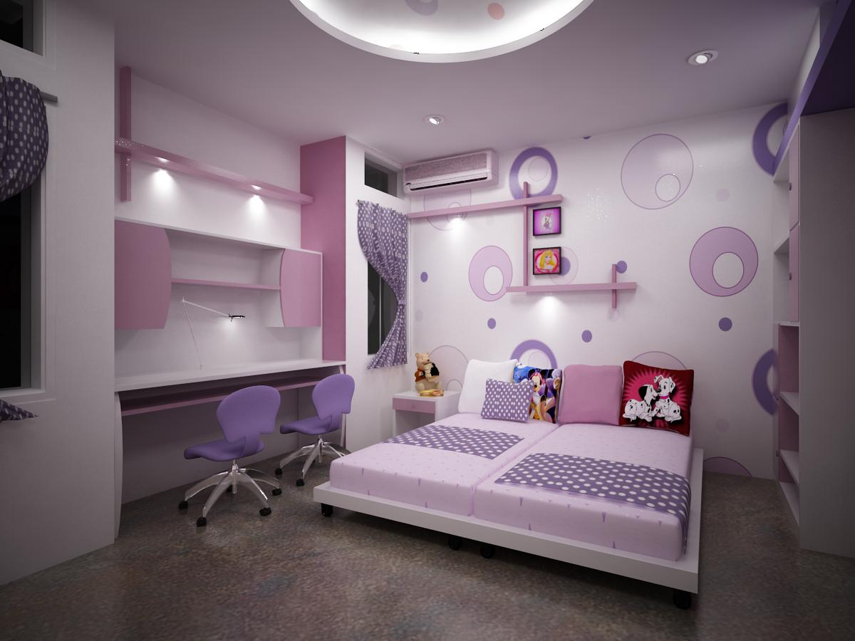 Kids Bedroom Interior DesignAwesome Interior Ideas