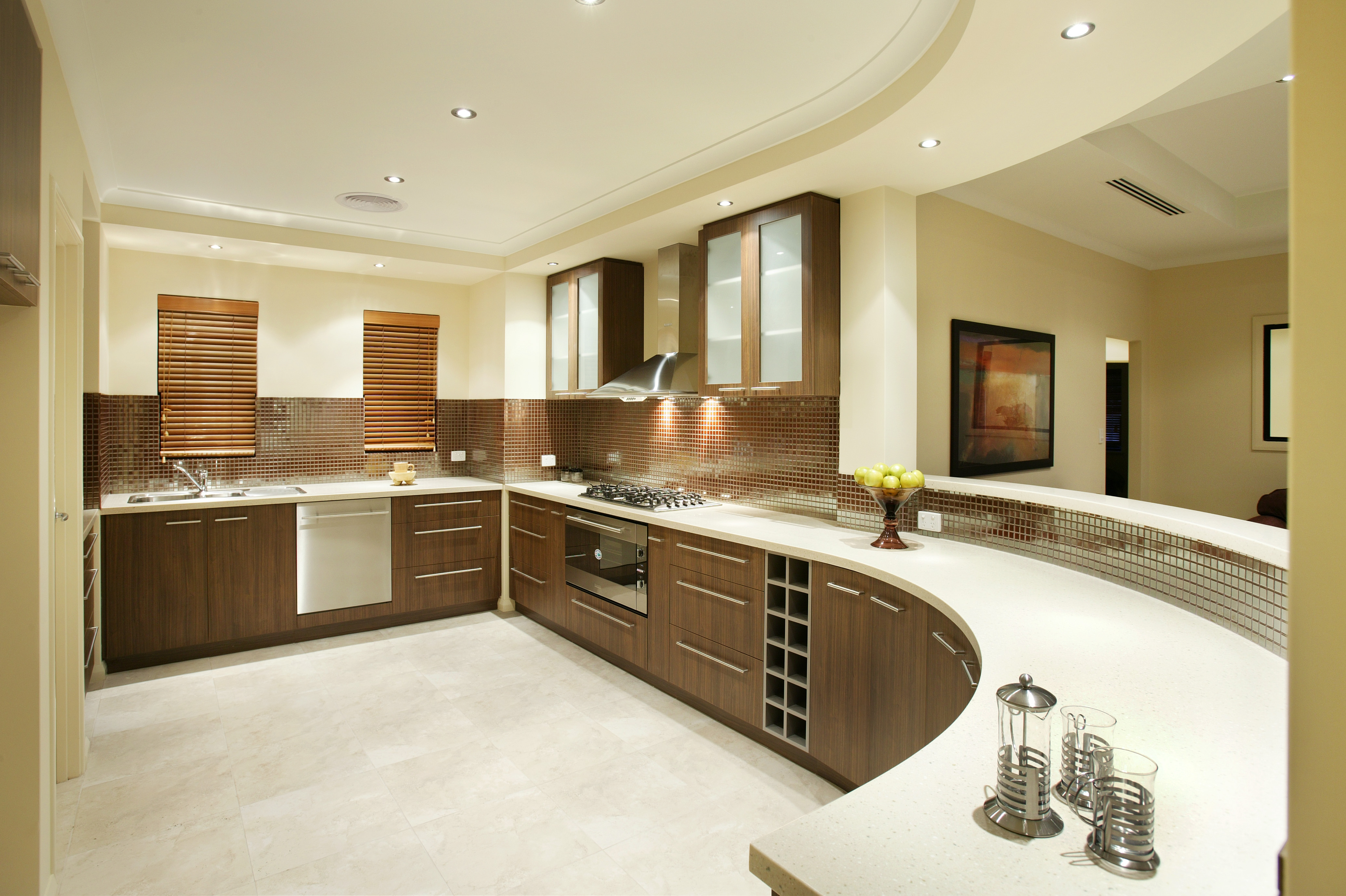 1503 Views No Comments On Home Kitchen Design Display